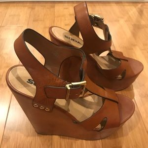 Soda Brown Wedges